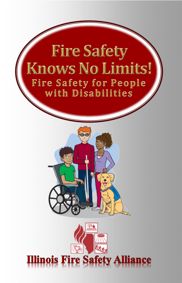 Fire Safety Knows No Limits! Fire Safety for People with ...
