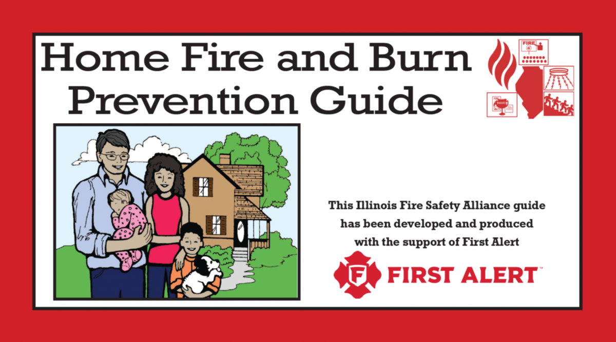 Home Fire & Burn Prevention Guide | Illinois Fire Safety Alliance